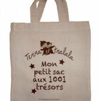 Mini-sac à trésors